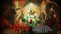 Jack the Clown returns to Universal Orlando's Halloween Horror Nights