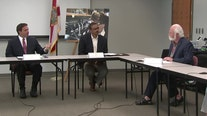 Florida governor hosts roundtable discussion in St. Pete on red tide
