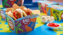New bao fast-food eatery opens Tuesday at Universal Orlando's CityWalk