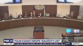 Palm Coast drops difficult citizen list