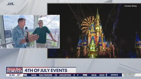 4th of July events around Central Florida