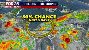 Forecasters: Potential Caribbean system has 30% chance of developing