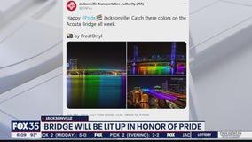 Florida reverses itself, will allow rainbow bridge lighting