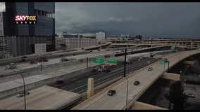 SKYFOX Drone captures stunning views of Downtown Orlando