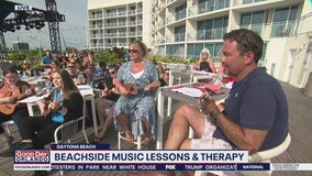 Beachside Music Lessons and Therapy in Daytona Beach