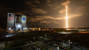 NASA announces launch date for next SpaceX crewed mission