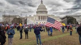 Prosecutors drop Capitol riot charges against NY man