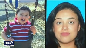 San Jose mother arrested after body of 7-year-old son found in Las Vegas