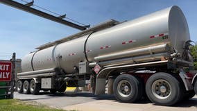 Body of Illinois man found in gas tanker hauled by truck