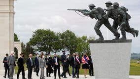 D-Day: Normandy commemorates 77th anniversary of allied invasion