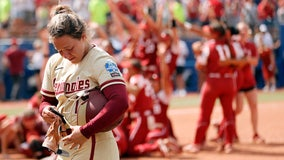 Oklahoma tops Florida State for fifth Women's College World Series title