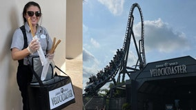 Free churros! Universal Orlando gives snack to riders on opening day