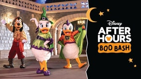 Free snacks, ticket info: New details revealed for 'Disney After Hours Boo Bash'