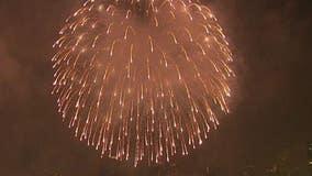 SeaWorld begins nightly fireworks this weekend