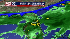 More rain, humidity forecasted for the week