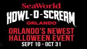 Howl-O-Scream coming to SeaWorld Orlando this fall