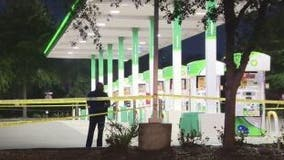 Officials: Teen dies after being shot in head, crashing into Sanford gas pumps