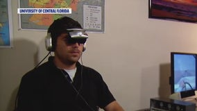 UCF uses virtual reality to treat veterans, first responders with PTSD