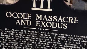 Scholarship fund established for descendants of Ocoee Massacre victims