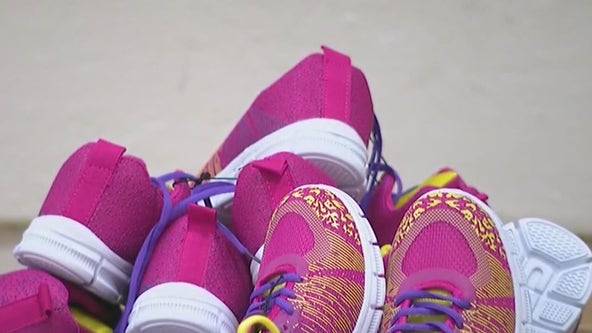 Pay It Forward: Florida group holds back-to-school shoe drive