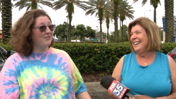Disney World guests react to new mask rules