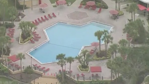 Officials: Near-drowning incident on International Drive