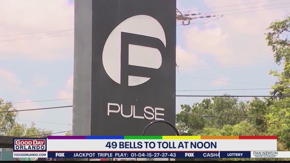 49 bells to toll at noon for Pulse victims