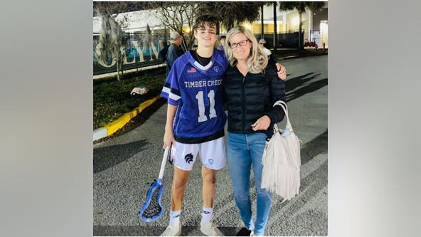 Family friends mourn Timber Creek lacrosse player killed in Alabama crash