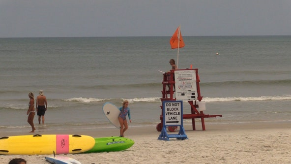 Shark expert weighs in on 2 bites in one day in New Smyrna Beach