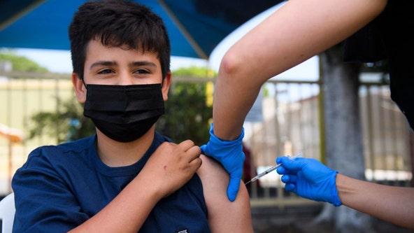 Children under 12 getting coronavirus at alarming rate