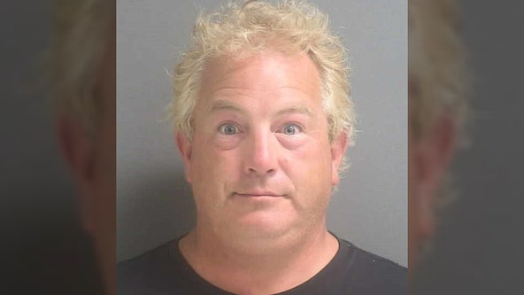 Deputies: Florida man beat someone with golf club after being told course was closing
