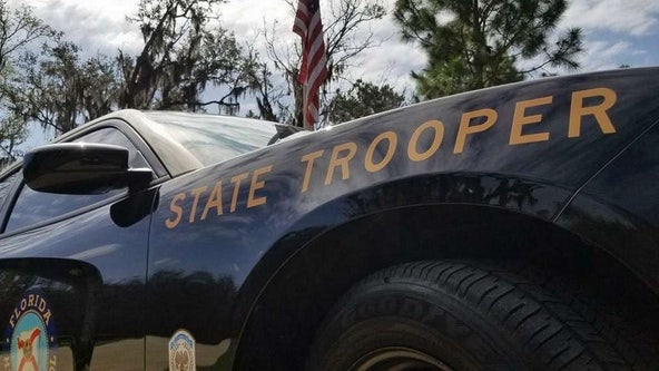 FHP: Fatal crash takes woman's life after car strikes tree, overturns
