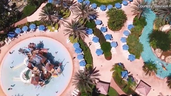 Good Samaritans talk about rescuing child from near-drowning at resort