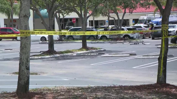 Three dead, including a child, after shooting inside Publix in Palm Beach County