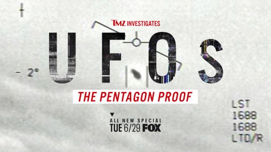 Harvey Levin calls UFOs 'national security threat' ahead of TMZ special