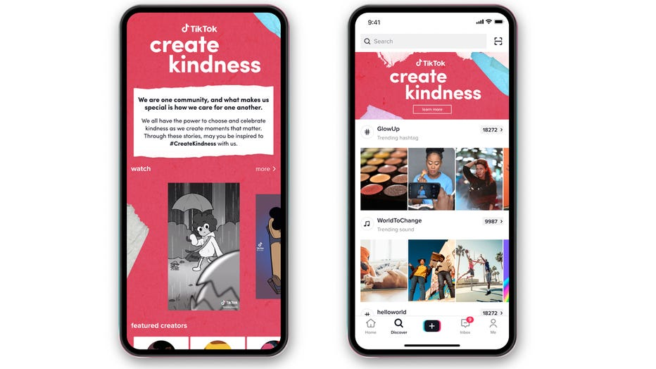 Create Kindness 16x9