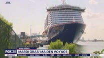 Carnival's Mardi Gras ship prepares for maiden voyage
