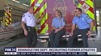 Seminole County Fire Department recruiting former athletes