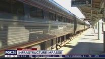 Infrastructure impasse in U.S. Senate