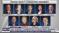 Jan. 6 select committee to hold first meeting