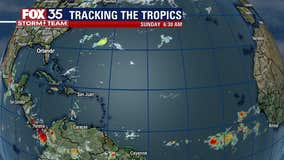 Tracking the Tropics: July 18, 2021
