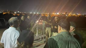 'It breaks your heart': Florida sheriff describes visit to U.S.-Mexico border