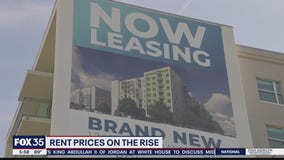 Rent prices on the rise in Florida