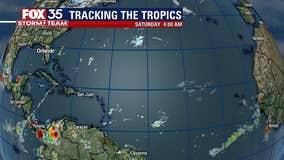 Tracking the Tropics: July 17, 2021