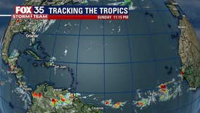 Tracking the Tropics: July 19, 2021
