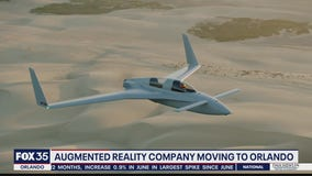 Augmented reality company moving to Orlando