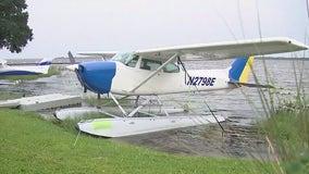 Seaplane base in Tavares damaged by Hurricane Irma prepares for Elsa