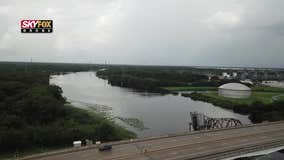 SKYFOX Drone over the St. Johns River