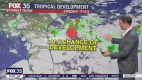 Tracking the Tropics: July 21, 2021