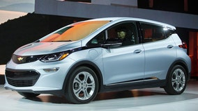 Chevy Bolt fire risk: GM warns owners of older models to park outside